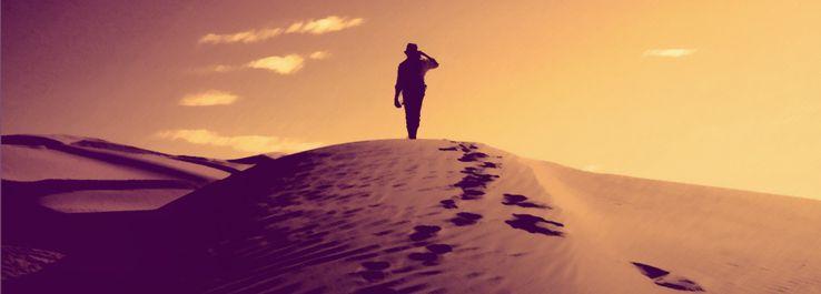 Você Está No Deserto
