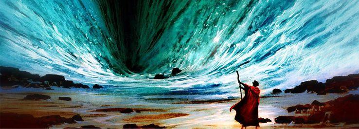 deus abrirá o mar para você