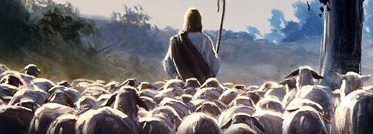 Resultado de imagem para Jesus pastor