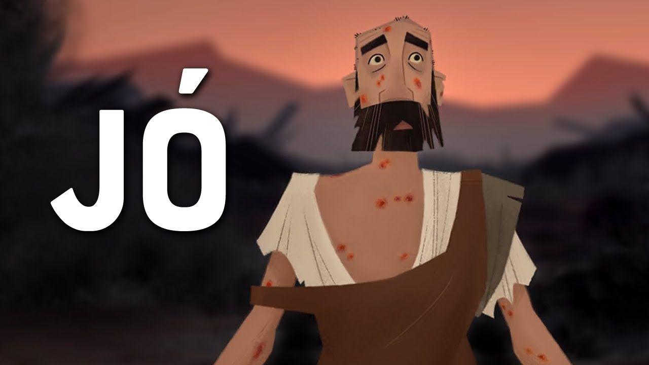 Jó - Aprenda com a história de Jó na Bíblia e não perca sua fé!