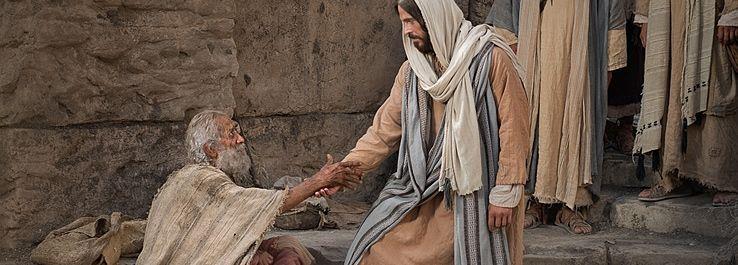 Jesus cura homem cego de nascenccedila - 4 10